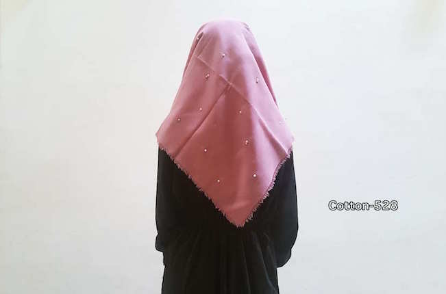 Hijab Cotton C-528